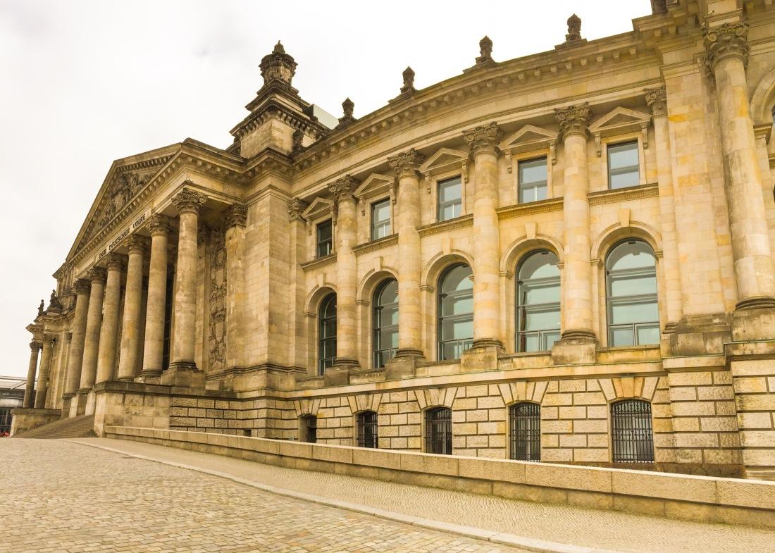 The Reichstag, Berlin
