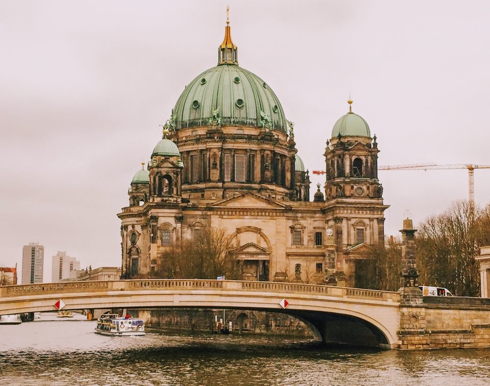 Berlin's Museum Island, a top thing to do when in Berlin