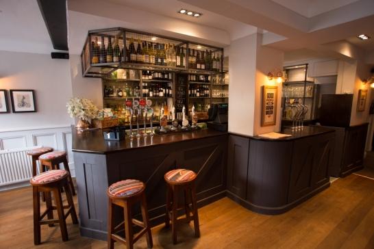 Black Horse Woburn Bar