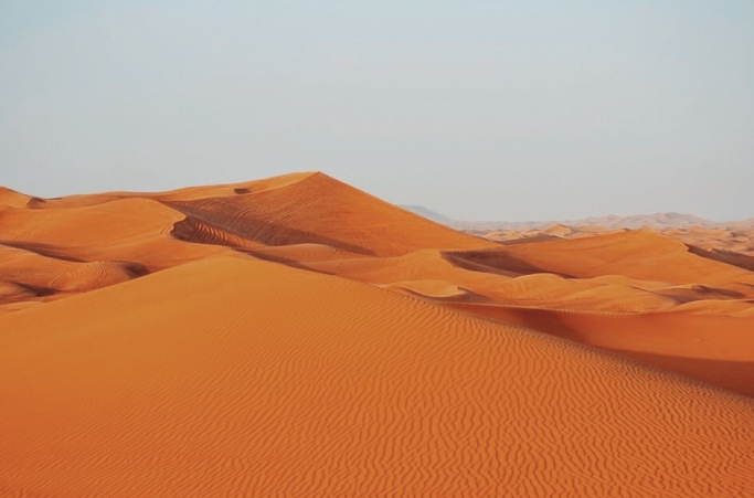 Dubai Dunes - things to do