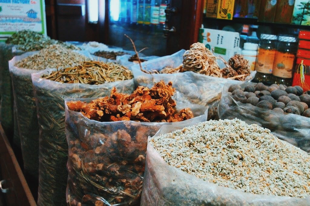 Dubai's Spice Souk - a must do when in Dubai
