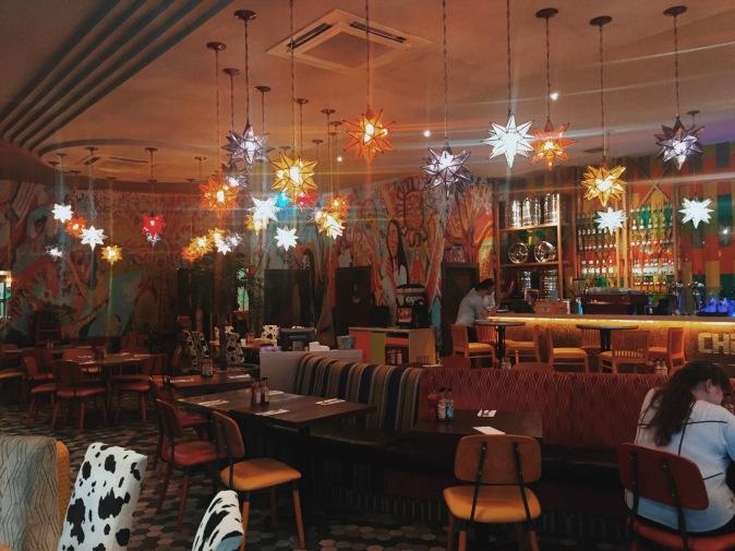 Chimichangas Milton Keynes restaurant