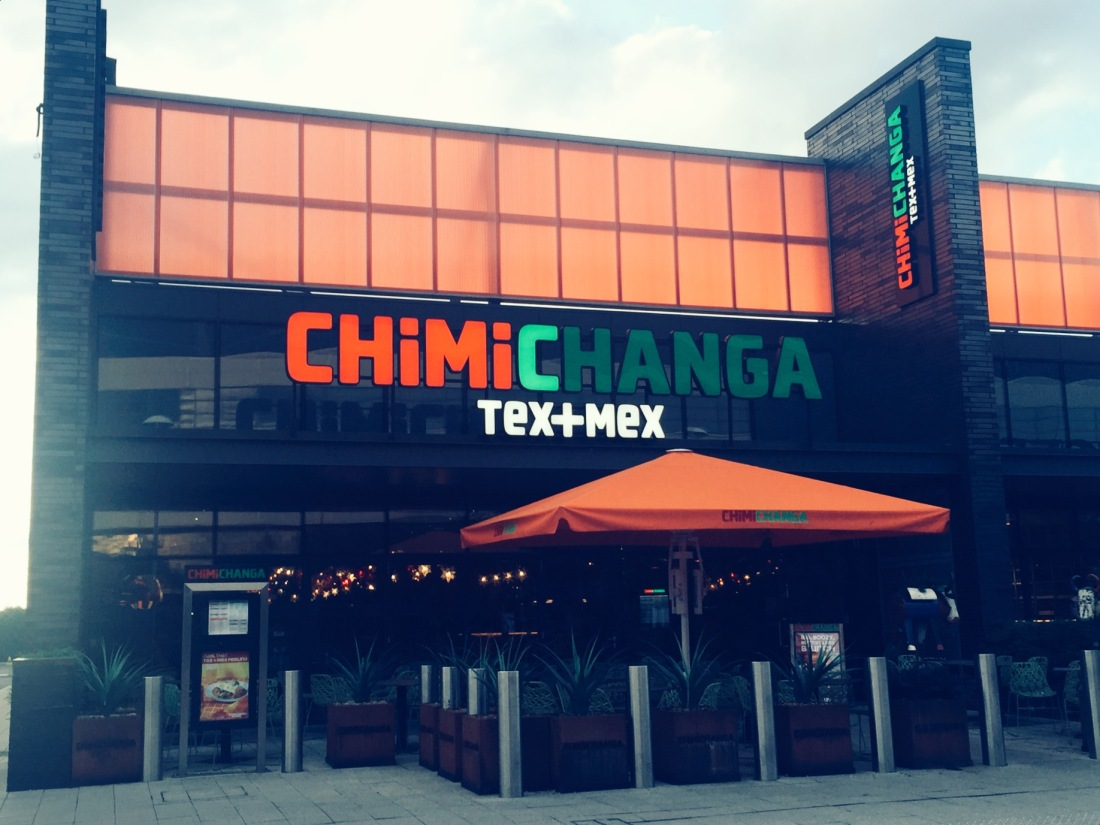 Chimichangas Milton Keynes review