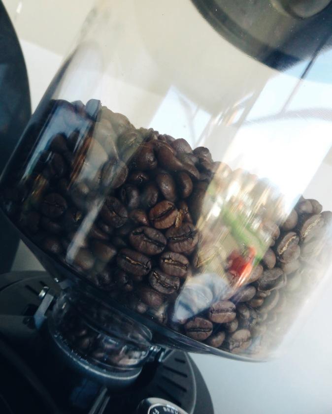 Heavenly Blends' coffee