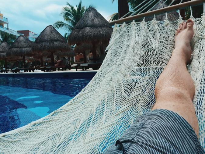 Hammock at Excellence Playa Mujeres