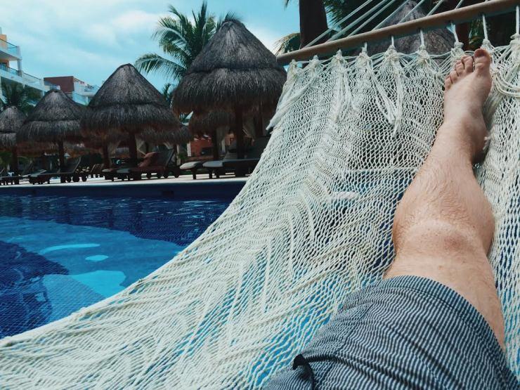 Hammock at Excellence Playa Mujeres
