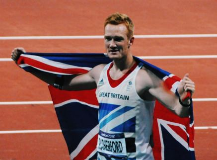 Greg Rutherford Milton Keynes blog