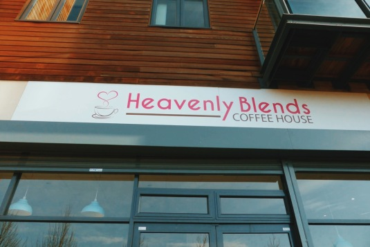 Heavenly Blends Coffee House Grange Farm, Milton Keynes
