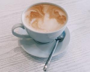 Heavenly Blends Coffee independent coffee shop Milton Keynes
