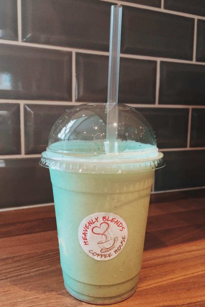 Heavenly Blends Mint Milkshake Milton Keynes