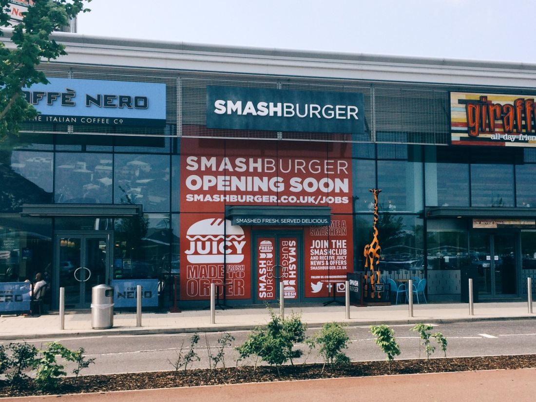 Smashburger Milton Keynes review
