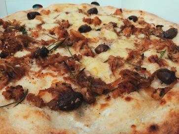 Deliveroo Pizza