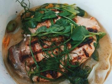 Chicken Primavera - not a winner