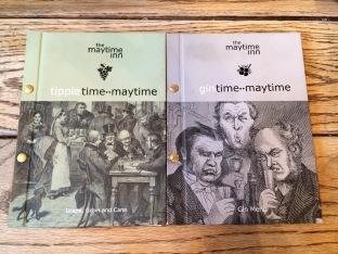 Maytime-Inn-Asthall-drinks menus