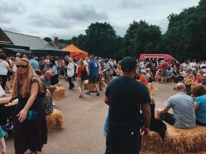MK Feast at Bradwell Abbey, Milton Keynes review