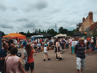 MK Feast Bradwell Abbey Milton Keynes