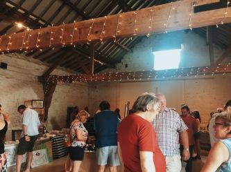 Farmers Market at MK Feast