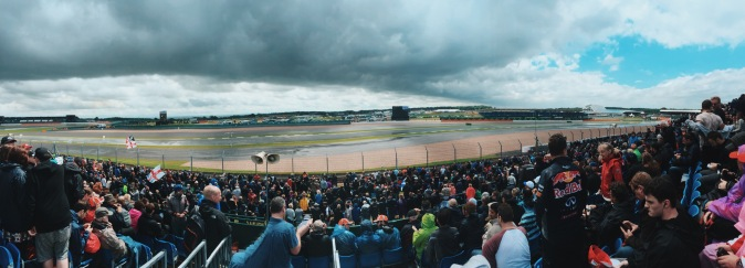 Silverstone Grand Prix Grandstand