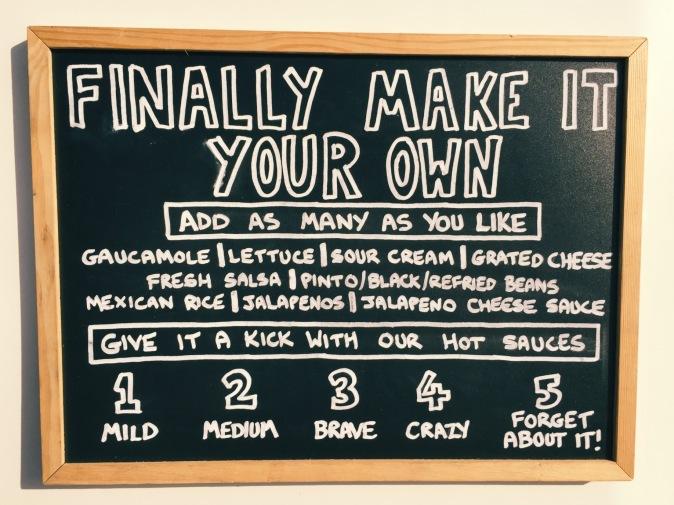 Taco Shack Additions Milton Keynes