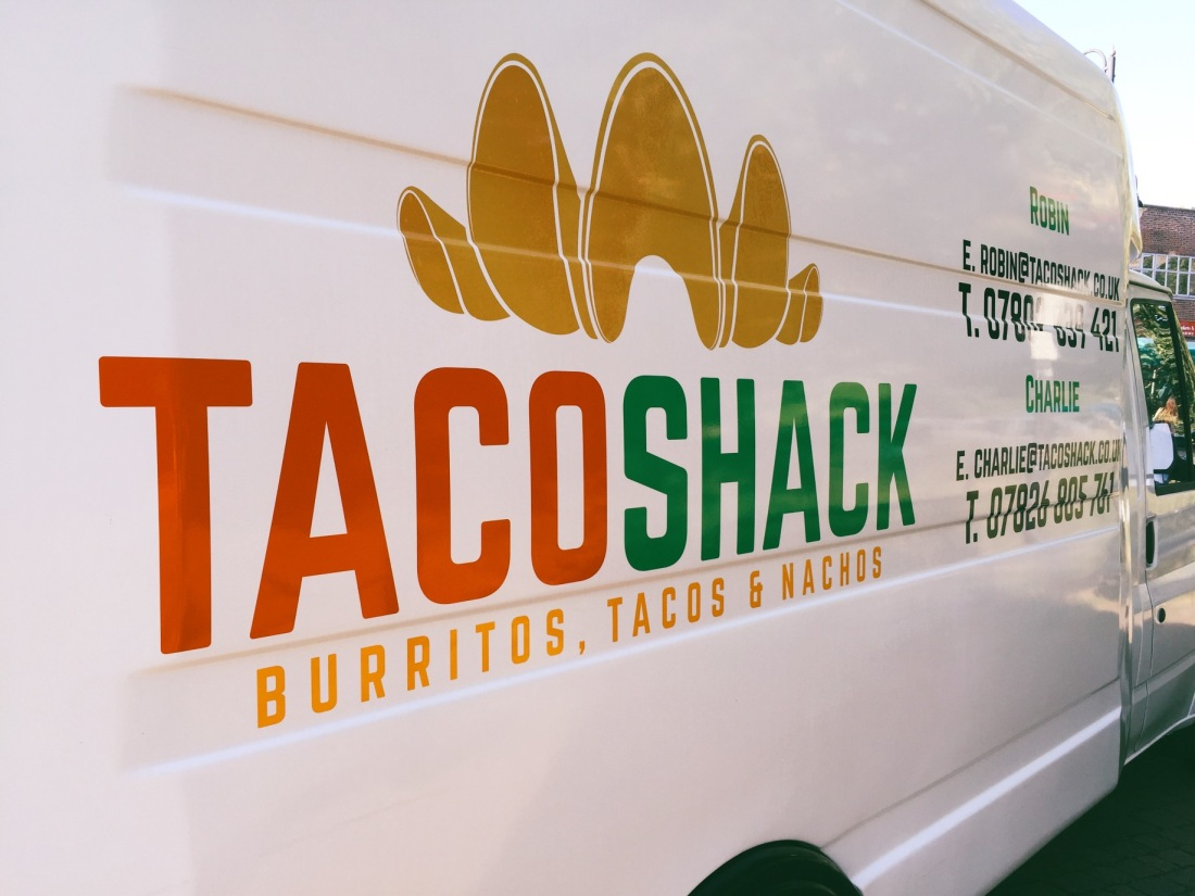 Taco Shack Milton Keynes Mexican street food review