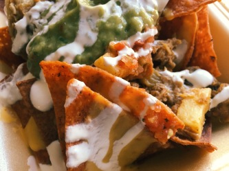 Taco Shack nachos Milton Keynes review