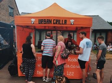 Urban Grilla at MK Feast