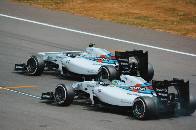 Williams cars
