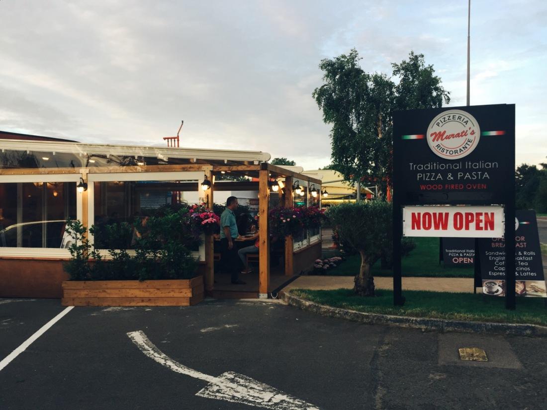 Murati's Pizzeria Ristorante, Wolverton Milton Keynes