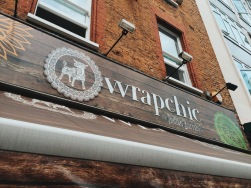 Wrapchic Goodge Street, London review blog