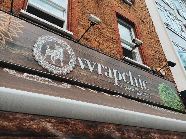 Wrapchic Goodge Street, London review