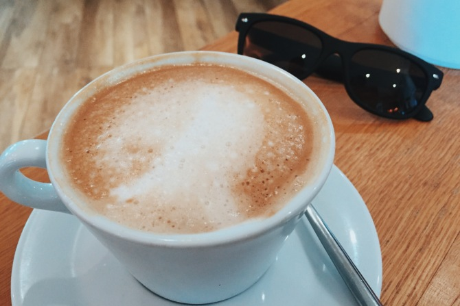 The Beach at Bude coffee at breakfast review