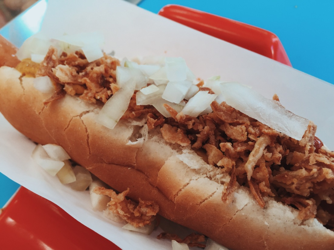 Copenhagen Hot Dog - top things to do