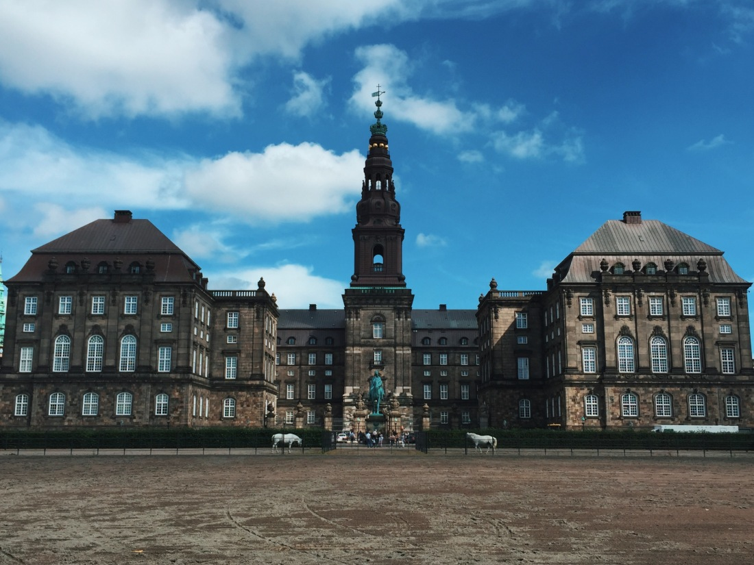 Christiansborg Copenhagen Palace
