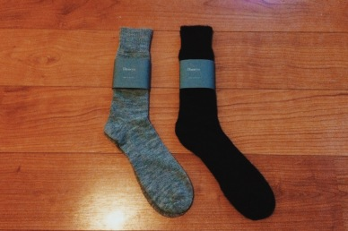 Dancys Aplaca socks - unboxed