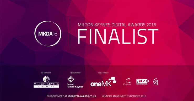 MK Digital Awards - Two Men About Town Finalists