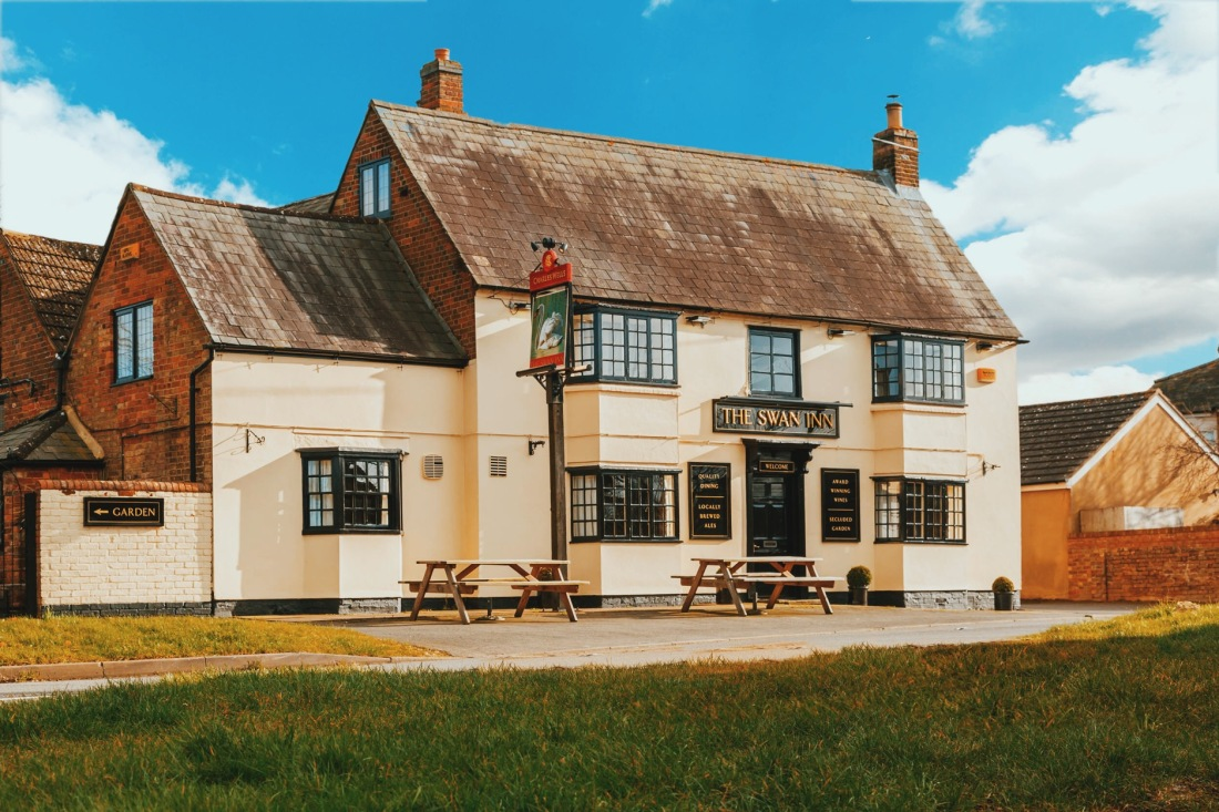 The Swan Inn, Great Horwood near Milton Keynes review
