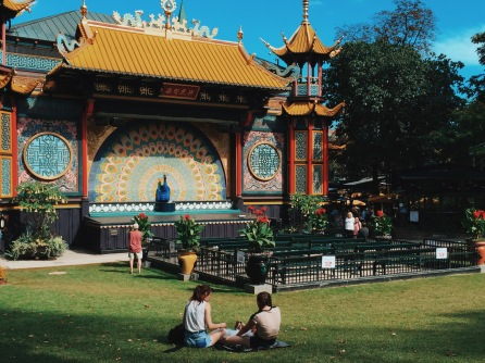 Tivoli Gardens Copenhagen - things to do