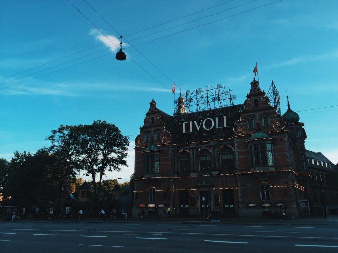 Copenhagen's Tivoli Gardens