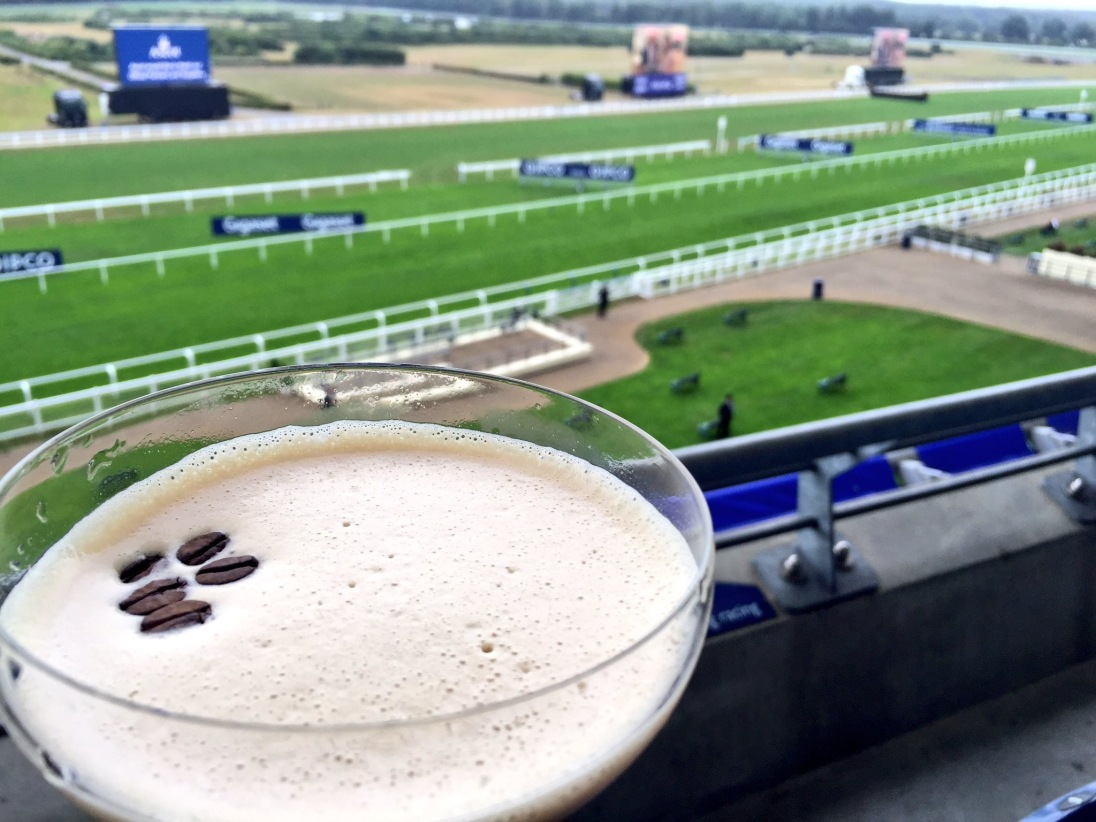 Espresso Martini at the races