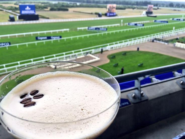 Espresso Martini at the races