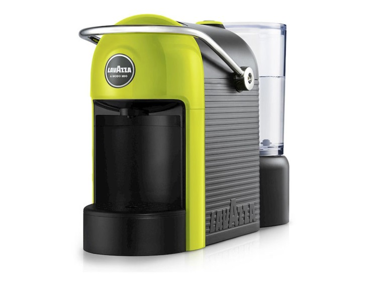 WIN a brand new Lavazza Jolie Coffee Machine (Lime)