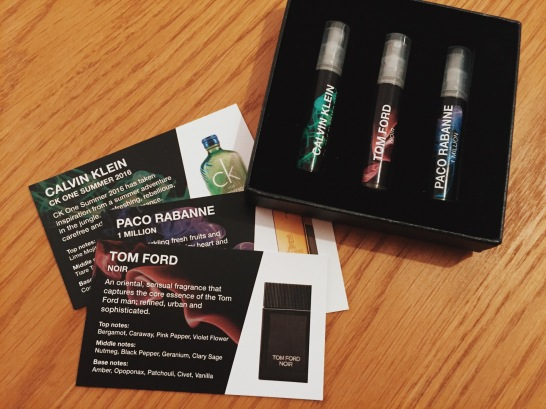 Secret Scent Box Review
