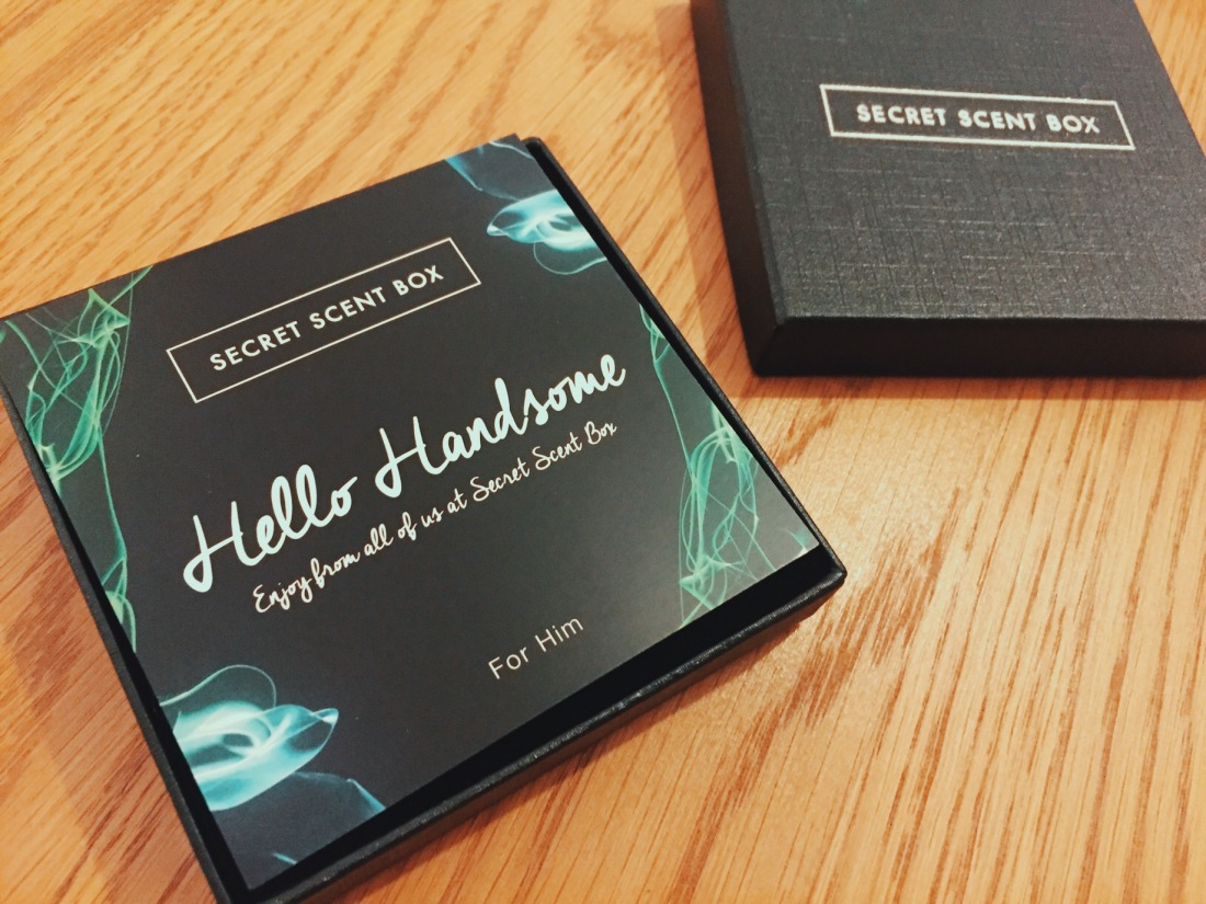 Secret Scent Box review - Fragrances for Him