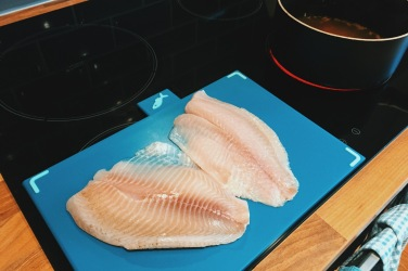 HelloFresh Tilapia Fish