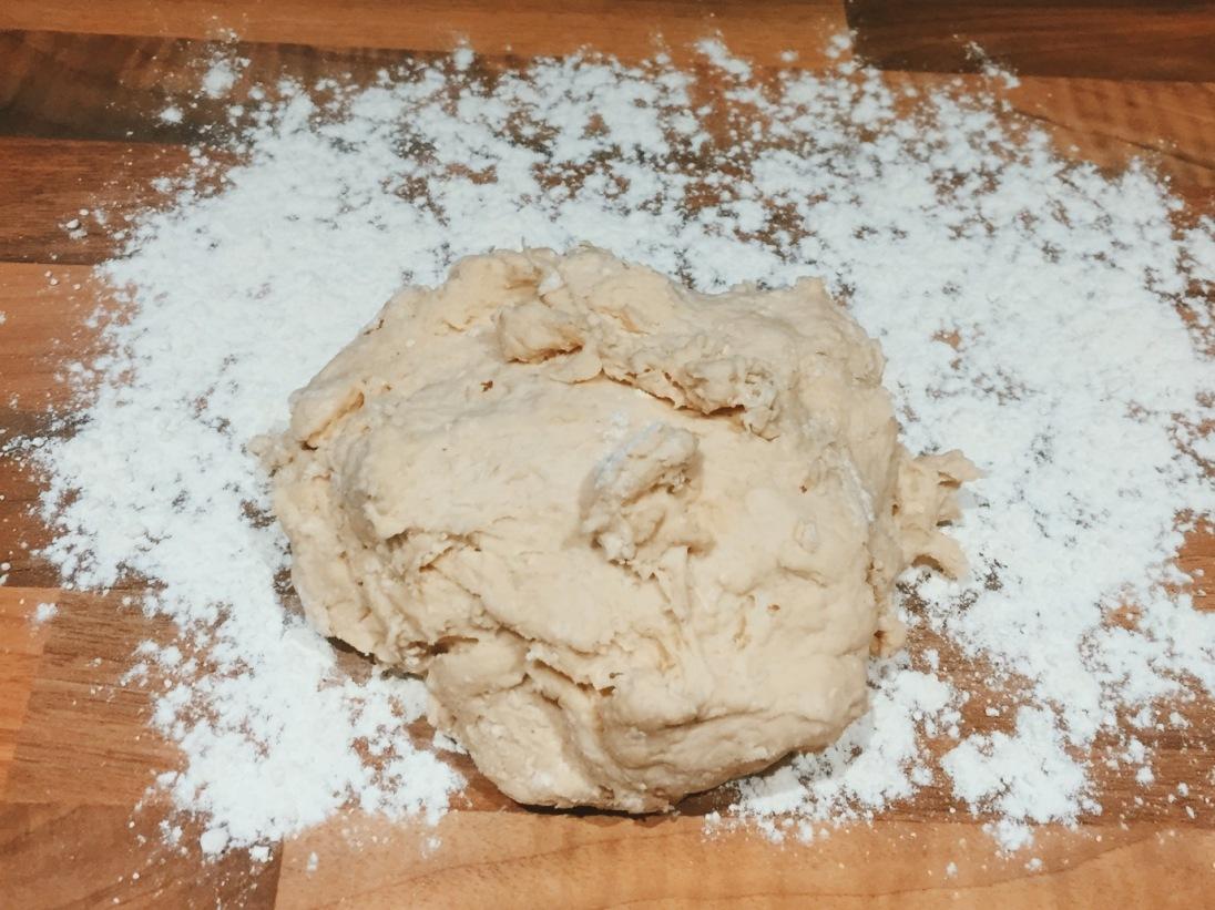 HelloFresh Tray Bake Pizza Dough