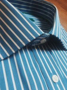 Milton Green Fitted Shirt