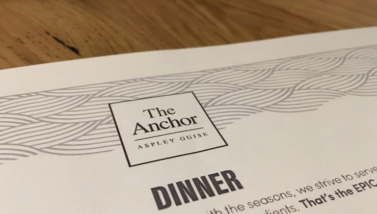 The Anchor Aspley Guise review Milton Keynes
