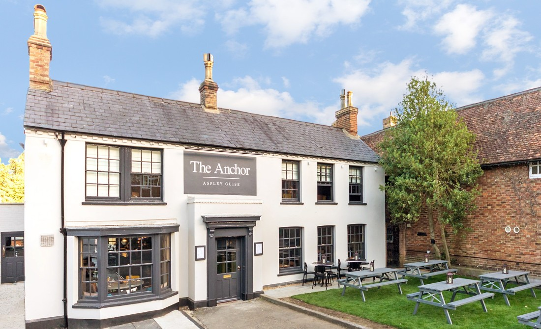 the anchor aspley guise