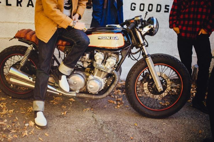 Honda Motorbike