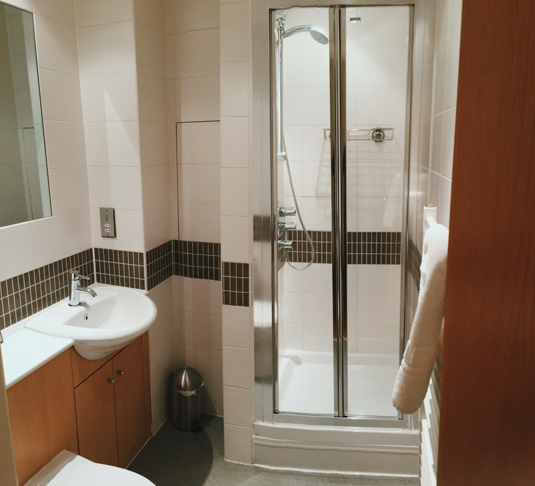 City Stay Milton Keynes ensuite